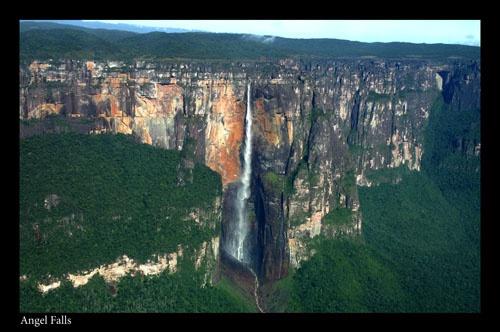Angel Falls by countstex