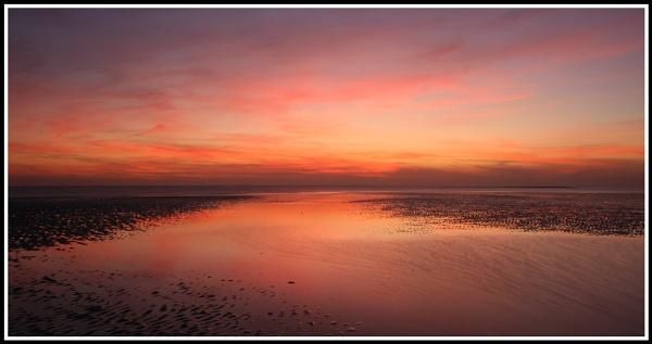 Selsey Bill low tide by jimbo_t