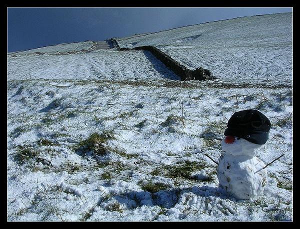 Snow today by iansamuel