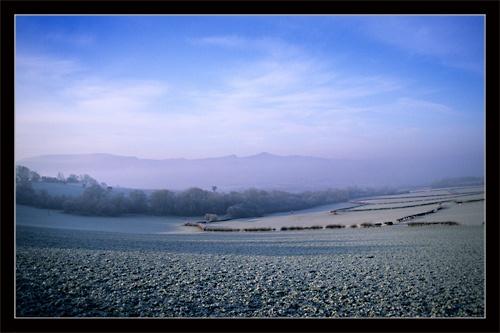 Brecon Beacons - February by jond