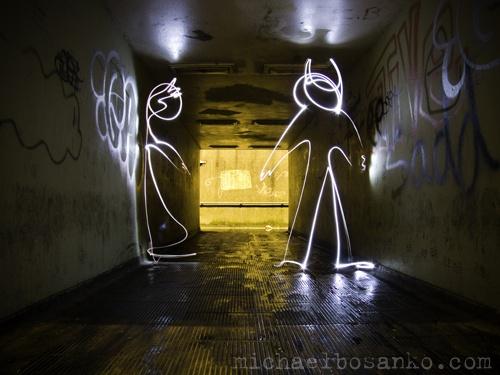 Twins of the urban vitriolic milkshake of doom by yellowmunky