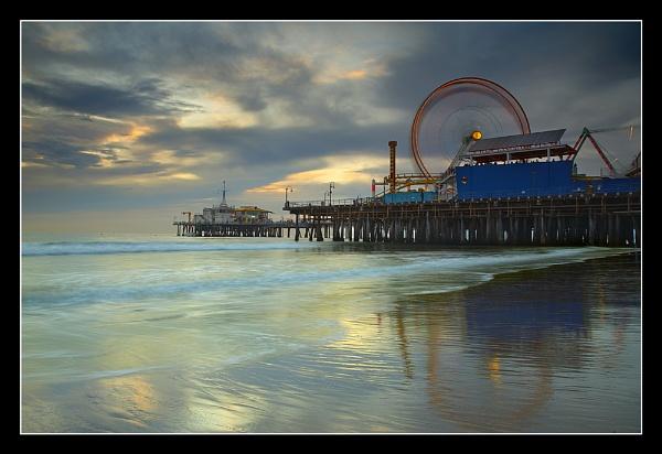 Santa Monica Spin by PatrickSmith