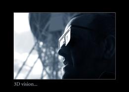 3D vision...