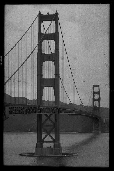 Golden Gate Bridge by Doclassie