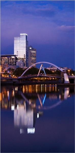 Melbourne by Anastasia