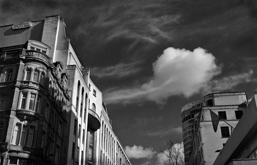 City Clouds by gpwalton