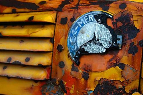 Old Merc Truck by Zydeco_Joe