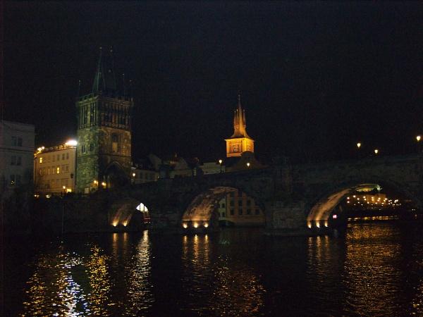 Bridge At Night by DJMidnight