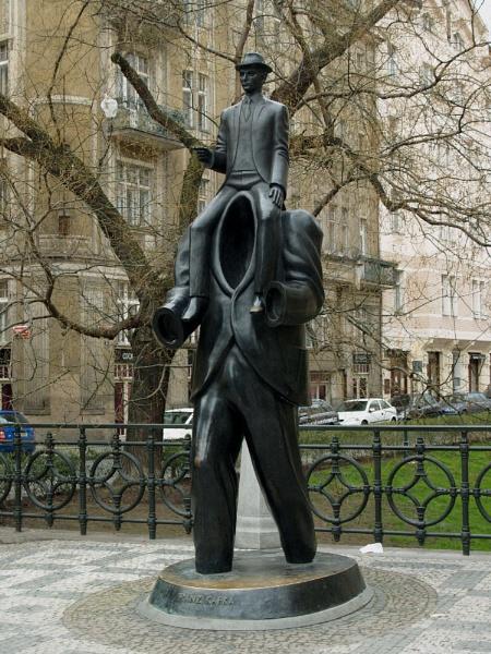 Franz Kafka by DJMidnight