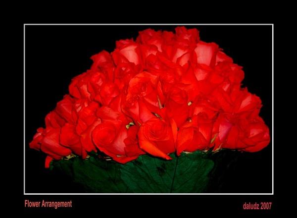 Flower Arrangement by LourdesV