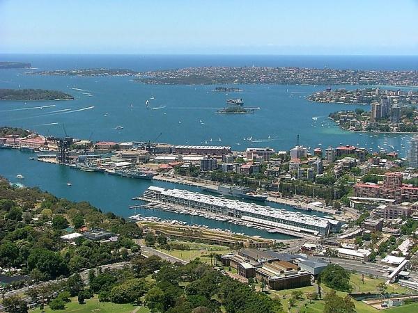Sydney by chazbo