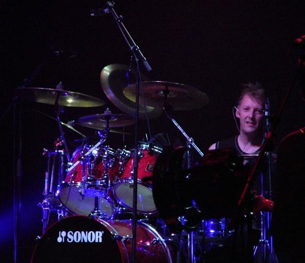 Drummer by NeilJD