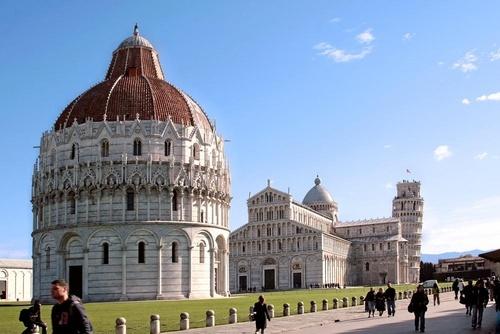 Piazza del Duomo by Rahman