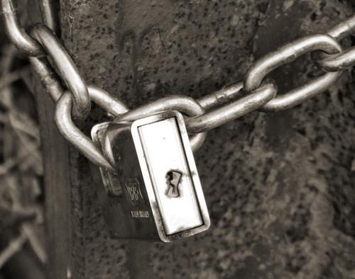 padlock by Nade