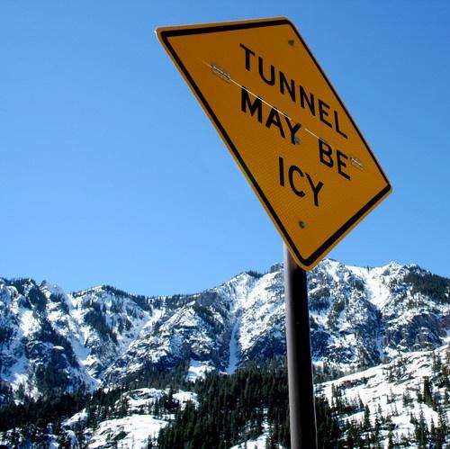 Ice & Mountains by kezeka