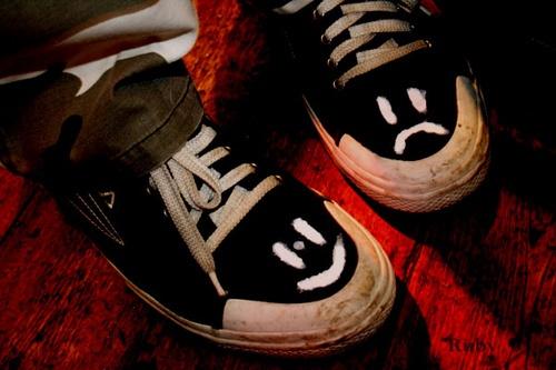 Happy feet? by Rubytrue