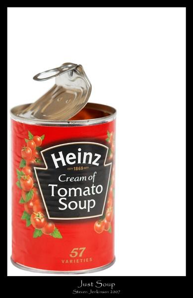 Just Soup by stevenj