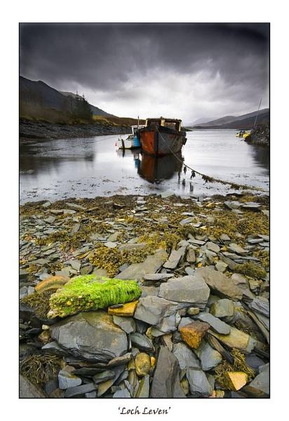 \'Loch Leven #2\' by dp