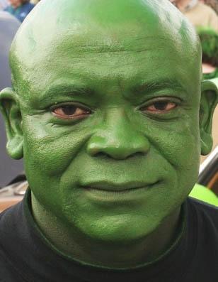 Feeling Green by chuckspics