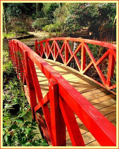 Red Bridge by pamelajean