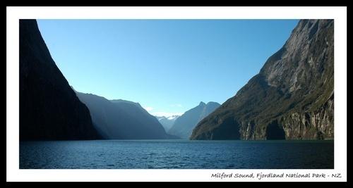 Milford Sound by GeePanesar