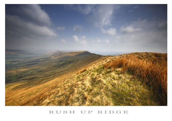 Rush Up Ridge by chris-p