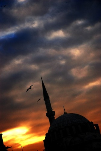 Mosque by Benji