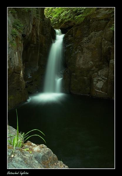 UNTOUCHED - Ingleton Falls by Nash
