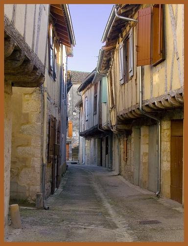 Cul-de-Sac by bigLol