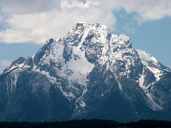 Grand Teton by chazbo