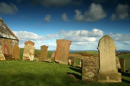 Kirkmadrine Burial Ground by Gomez