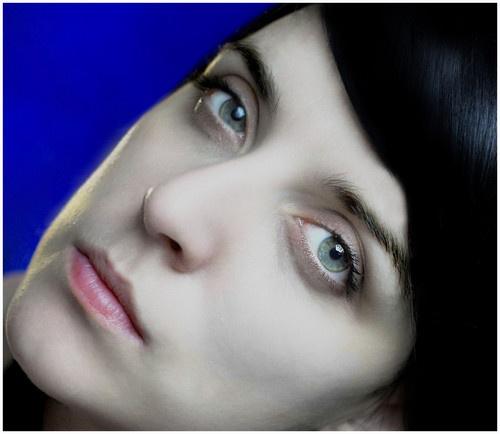 Self Portrait III by Jules33