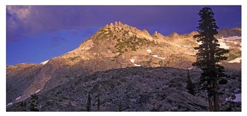 Sierra Peak by PaulY