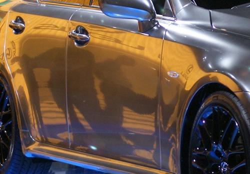 Slick Lexus by Davesumner