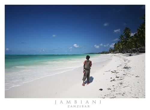 Jambiani by RobDougall