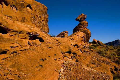 Balanced Rock #2 by Derek3755