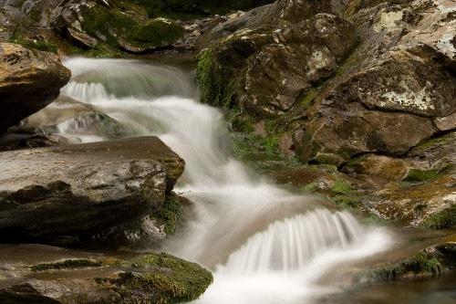 Waterfall (Original huh?) by Axxl