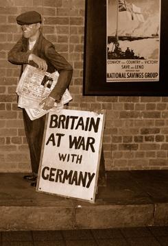 Britain at War by inferlogic