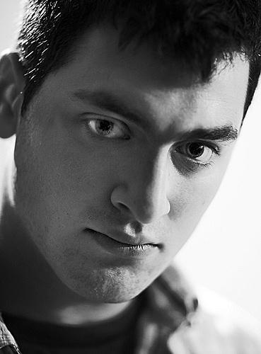 Actor Portfolio Shot by adtiles