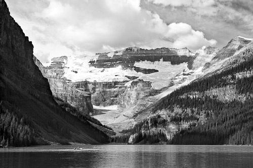 Lake Louise Landscape by psiman