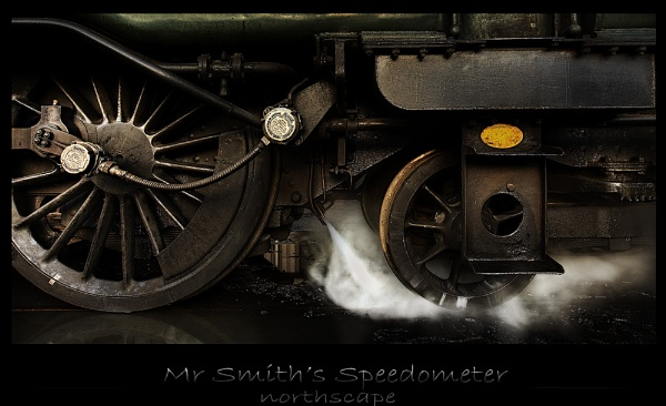 Mr Smith\'s Speedometer by keithh