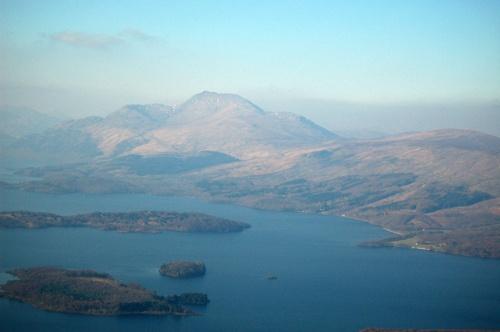 Loch Lomond by marcbowker