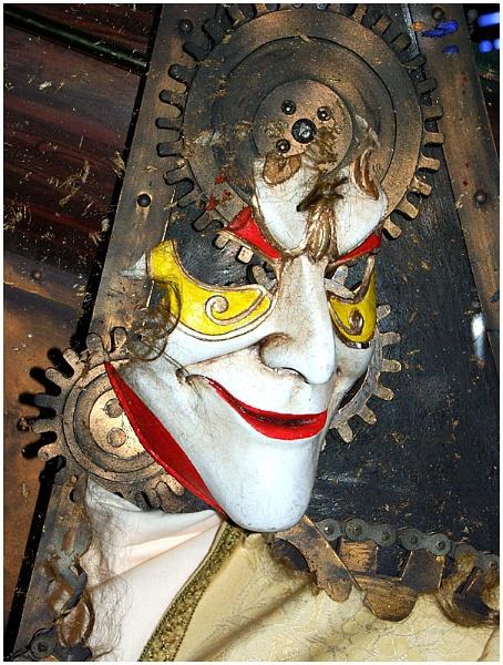 Clockwork Robot by johnriley1uk