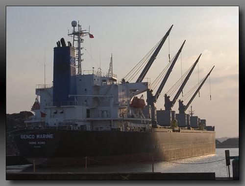 MV Genco Marine by lsauld