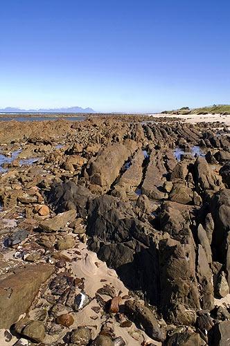 Gordons Bay Rocks by SarahV
