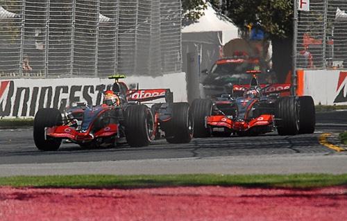 Australian Grand Prix 2007 by NikLG
