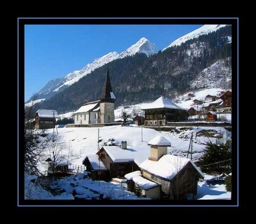 Im Fang, Switzerland by Apollo