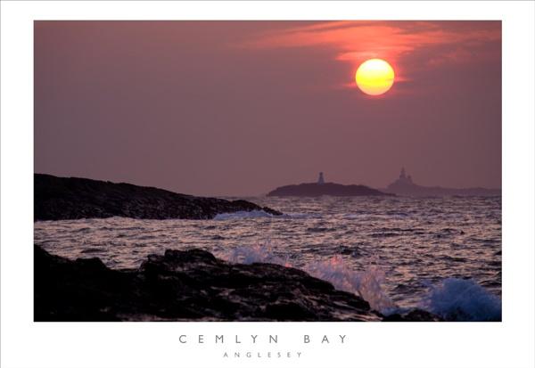 Cemlyn Bay II by sherlob