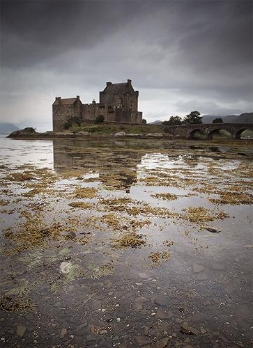 Eilean Donan Castle by mjsayles