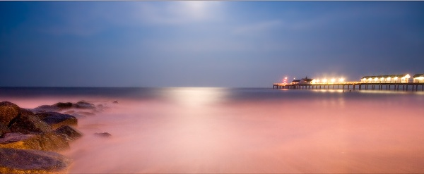 Strawberry seas at Southwold by msnapz